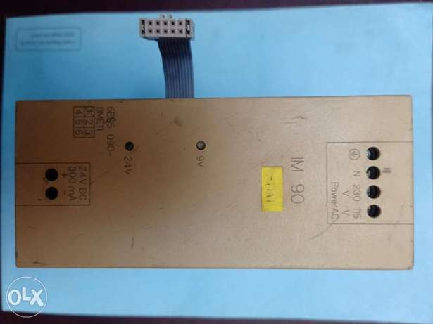 Expansion interface Module Siemens simatic S5
