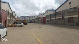 Godown to let mombasa Rd behind gateway mall 3 100 sqft