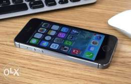 IPhone 5s slightly used space grey