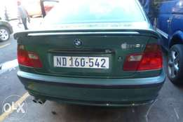 Bmw E46 2000 Currently stripping