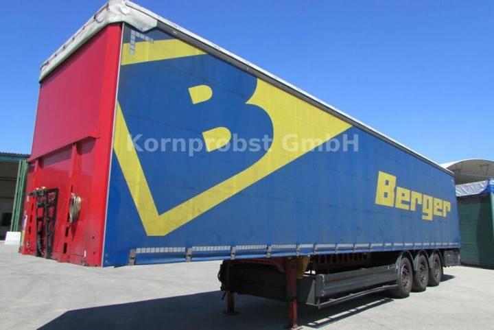 Berger SAPL 24 LTN - Tautliner - Zertifikat Nr.: 653 - 2014