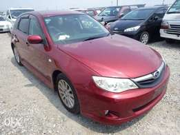 Amazing Price on Wine Red Subaru Impreza Si