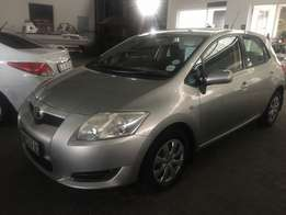 2007 Toyota Auris 140RT