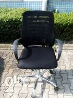 Office High Quality Mesh Swivel Chair (New)