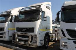 Volvo - FH 480 - 6 x 4 - Day Cab for sale
