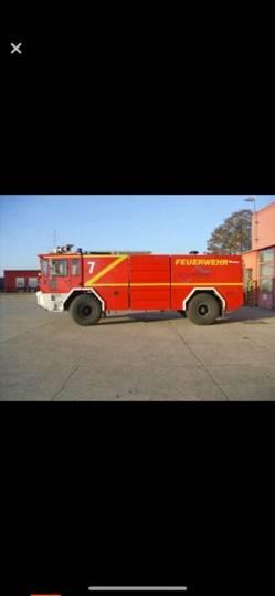 OSHKOHS-Rosenbauer Puma 7000 / Flughafen - 1987
