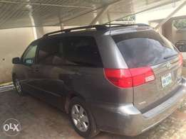 Clean registered Toyota Sienna for sale