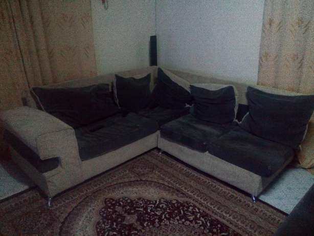 L- Shape Sofa Set Kasarani - image 1