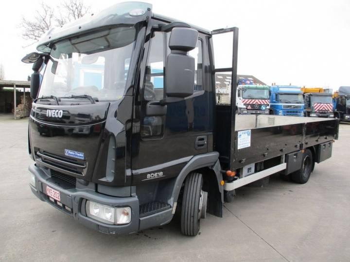 Iveco 80E18 EuroCargo Euro5 - 2008