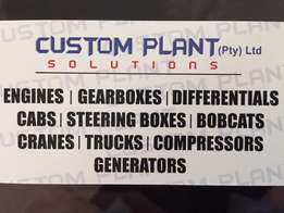 Custom Plant Solutions (Pty) Ltd