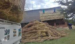 Thatch roofs thatching