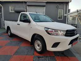 Toyota Hilux 2.4 GD a/c - ONE OWNER