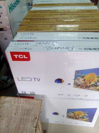 "Great offers at our shop today. LED 24"" digital TV New TCL Tudor - image 1"
