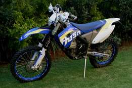 Husaberg 450FE for SALE