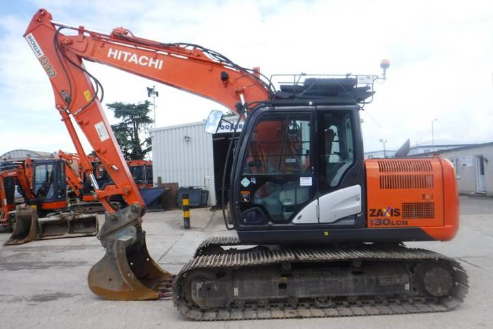 Hitachi Zx 130 Lc N-5 B - 2015