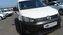 2014 Vw Caddy 2.0 tdi Trendline 81kw