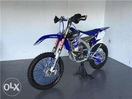 2Yamaha Yz250FX, Electric Start.!! dirt bike NEW
