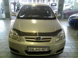 2005 Toyota Runx 1.6 RS for sell R85000
