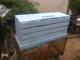 Rustic Toy Box FOR SALE