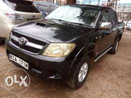 Toyota Hilux 2007 Double Cab