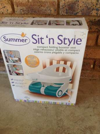 Summer Sit n Style Infoant booster seat - R 200 Boksburg - image 1