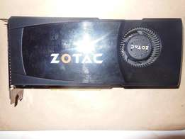 Zotac GeForce GTX 470 graphics Card