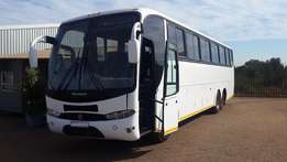 Marcopolo Viaggio Bus 68 Seater Recliner with Towbar