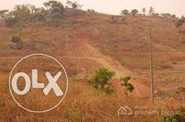 13.7ha commercial land for sale in Galadima. C of O. N800m
