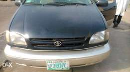 Super Clean Used 2000 Toyota Sienna Full Option 1st Body Going #1.1M