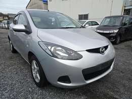 Mazda Demio,new import,reg KCK,2009,alloy rims