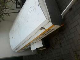 Licenced Venter trailer