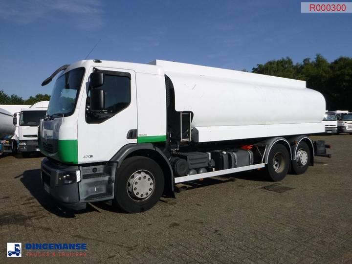 Renault Premium 370.26 6x2 fuel tank 19 m3 / 5 comp - 2007