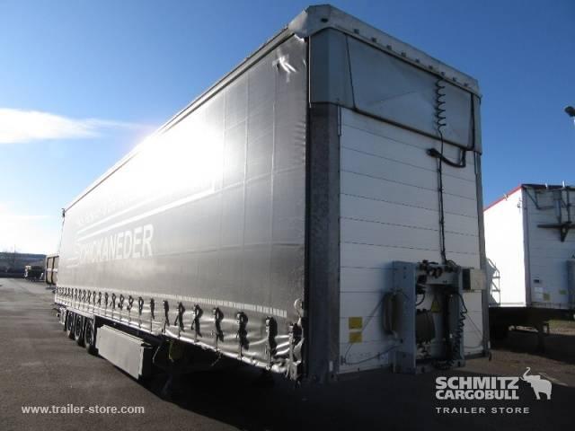 Schmitz Cargobull Curtainsider Varios - 2016