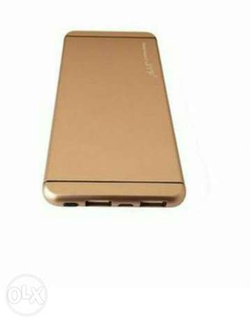 20000mah Super Slim Power bank - Gold /black/Red/Black/Rosegold Nairobi CBD - image 1