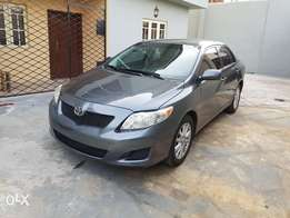 Fresh Tokunbo Toyota Corolla 2010model