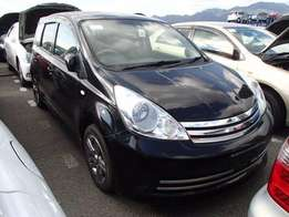 Nissan note brand new car on sale.