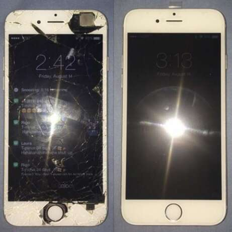 Iphone 4 4s 5 5s 5c 6 6s and 6splus screen replacement and repairs Nairobi CBD - image 2