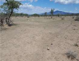 Prime Plots for sale in Oletepesi/Tinga with instalment plan of 2 yrs.