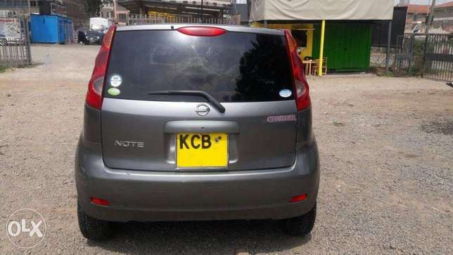 Nissan Note mint clean auto(2007) Nairobi West - image 4