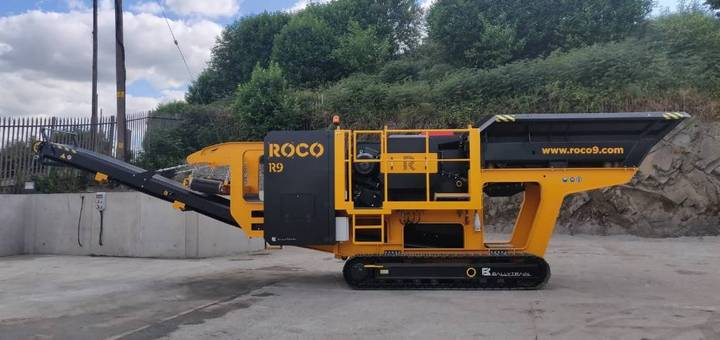 Roco R9 Jaw Crusher - 2019 - image 4