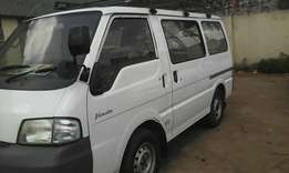Nissan vanette,KBW, year 2006, 2000 CC auto diseal.