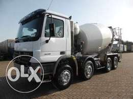 Mercedes-benz Actros 3241 - For Import
