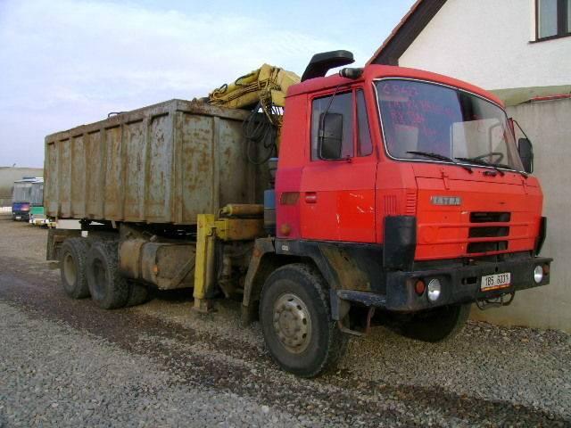 Tatra KONTEJNER (ID5427) - 1984