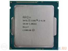 Intel Core i3-4130 Haswell 3.4GHz LGA 1150 54W Quad-Core Cpu