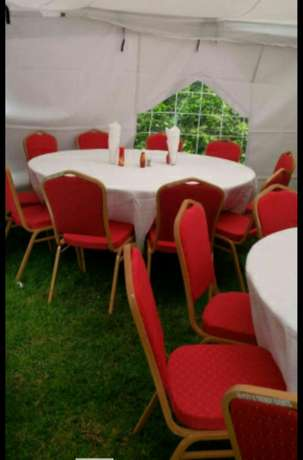 Tents, chairs,tables, deco, stage , PA and lights for hire. Spectrum. Nairobi CBD - image 5