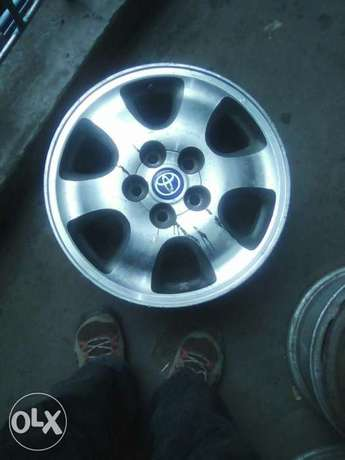 original japan rims Ruaka - image 8