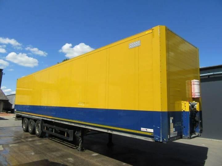 Schmitz Cargobull SKO Express Doppelstock 80% Reifen - 2012