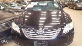 Camry 2008 XLE first body
