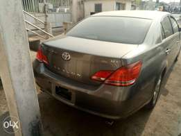 2008 Toyota Avalon tokunbo clean title