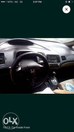 Honda Civic. very clean and in perfect condition. Ikeja - image 3